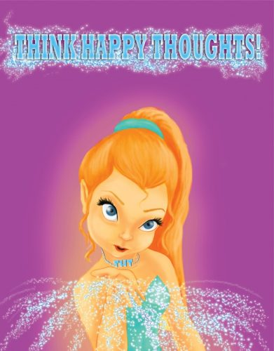 Neverland Rascals: Think Happy Thoughts Poster